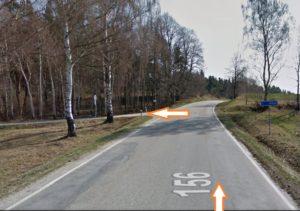 Odbočka Hrádek